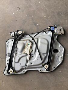 08-13 Infiniti G37 Q60 Coupe Left Driver Window Regulator W/ Motor OEM 80721JL00