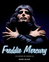 Freddie Mercury : A Kind of Magic, Hardcover by Blake, Mark, Brand New, Free ...