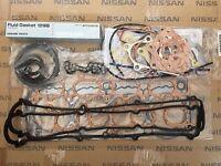 GENUINE NISSAN 200SX S13 CA18DET OEM Engine Gasket Kit set engine rebuild