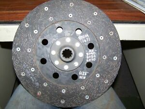 Allis Chalmers PTO Clutch Plate 72089813