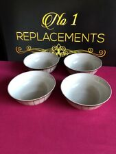 4 x Denby Studio / Saturn Cereal Bowls 15cm New Unsued 5 Sets Available