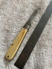 Vintage Shrade Walden 76 Folding  Knife