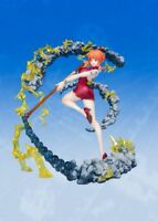 ONE PIECE NAMI BLACK BALL FIGUARTS ZERO BANDAI NEW NUEVA FIGURE.