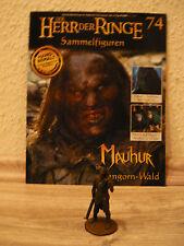 Herr der Ringe Figur: Mauhur im Fangorn-Wald  (Nr. 74)+Heft