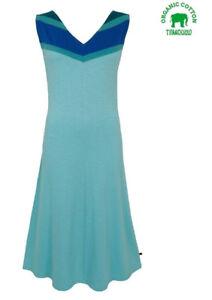 Tranquillo Kleid Kiki mint elegant dress S17E6 organische Baumwolle organic