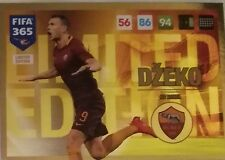 Panini Fifa 365 2017 Update limited Edition Dzeko AS Rom