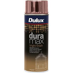 Dulux Duramax 300g Bright Copper Rose - Spray Paint