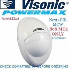 VISONIC Motion Detector Next+ PIR MCW VISONIC 868