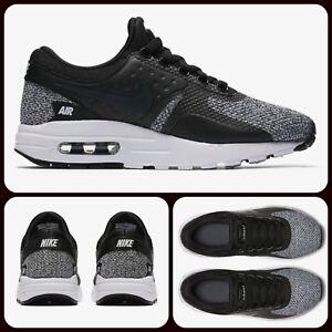 🔥 Nike Air Max Zero SE (GS) Boy's Girl's Women's UK 6 EU 40 US 7Y 917864-004