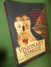 STORM CONSTANTINE (EDITOR) VISIONARY TONGUE NEW PAPERBACK 2017