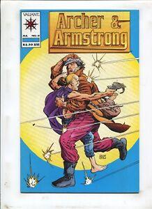 ARCHER & ARMSTRONG #0 REVIVAL: LIFELINES PT. 1! (9.0) 1992