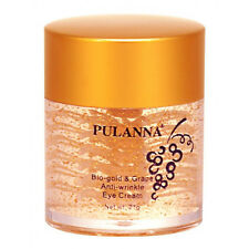 Pulanna Bio-Gold & Grape Anti wrinkle Eye Cream, 21g