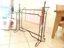 French Style Quilt / Blanket Stand Bathroom Towel Rail Rack Scarf Display BRS002