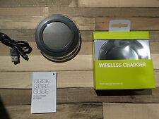 Samsung S6 S7 S8 Qi Induktive Ladestation Wireless Charger (EP-PG920l - Schwarz)