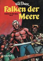 Falken der Meere - Teil 2. - Will Eisner - Comicothek - Comic Forum - Rarität