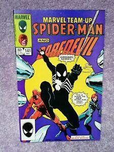 (Nov 84) MARVEL TEAM-UP : DAREDEVIL & SPIDER-MAN #141 (MARVEL) min 7.5