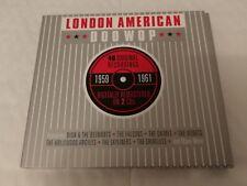 Various Artists - London American Doo Wop Story 1959-1961 (2013) CD X 2