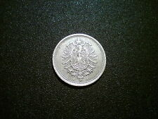 1875J GERMANY 5 PFENNIG COIN. HIGH GRADE