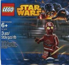 LEGO STAR WARS - 5002122 TC-4 Droid Minifigure Polybag *Brand New In Sealed Bag*