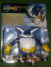 Sonic X - BIG - Sonic The Hedgehog MOC Super Rare Action Figure - Sega Tails NEW
