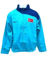 Neu Nike Türkei Fußball Trainings Trainingsanzug Jacke Türkis M
