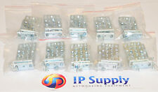10 x CISCO Rack Mount Kit For Cisco 3750, 3560, 3550, 2900 Switch 6Mthwty TaxInv