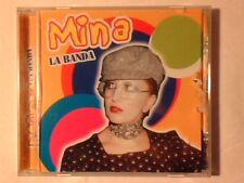 MINA La banda cd NINO FERRER TONY DEL MONACO CHICO BUARQUE COME NUOVO LIKE NEW!