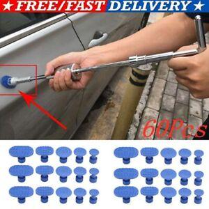 60X Car Dent Puller Lifter Paintless Removal Hail Remover Tools Repair Tab Kit O