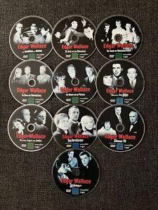 "Film-Set ""Edgar Wallace"" (10 Filme)"