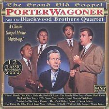 Grand Old Gospel [King] by Porter Wagoner (CD, Apr-1999, King)