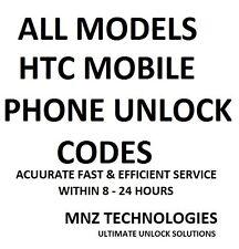 Tutti i codici di sblocco HTC ~ tutti i modelli ~ chiederci se gli altri non è riuscito a darti CODICE