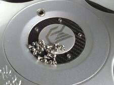 20 viti in acciaio inox adatto per OZ futura m517, Hamann PG 1 carbonringe ecc.