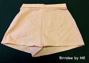 Classic Cotton Shorts Handmade by Birralee by ME. Size 3