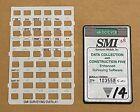 SMI Construction 5 Card for HP 48GX Calculator