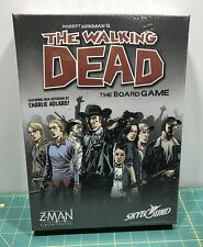 The Walking Dead Board Game by Z-Man Games - Brand New, Sealed