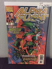 Alpha Flight #17 (1st Appearance Big Hero 6)