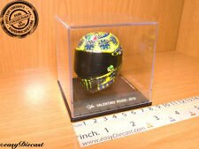 VALENTINO ROSSI AGV HELMET SEPANG TEST 1/5 2015 MOTO-GP #46 MONSTER CASQUE CASCO