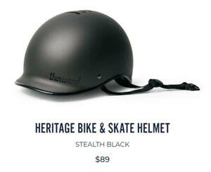 NIB thousand helmet adult large stealth black