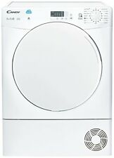 Candy CSC8LF Free Standing 8KG Condenser Tumble Dryer - White.