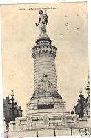 21 - cpa - DIJON - Le monument de la Défense
