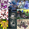 Embroidery Butterfly Wolf DIY 5D Diamond Painting Cross Stitch Craft Home