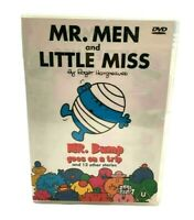 Mr Men Little Miss Roger HargreavesMr Bump Goes On A Trip 12 Other Stories DVD