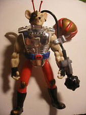 """Galoob 93 Action Figure 5"""" BIKER MICE From MARS Invincible VINNIE KNIGHT"""