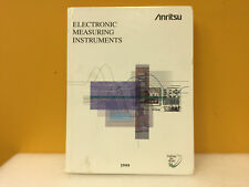 Anritsu 1999 Electronic Measuring Instruments Product Catalog