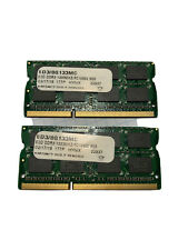 16GB 2x 8GB DDR3 1333 MHz PC3-10600 PC3-1333 Sodimm Laptop Notebook RAM Memory