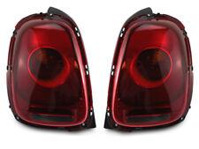 16-17 Mini Cooper Convertible F57/Cooper S/JCW EURO Cherry Red Tail Light Pair
