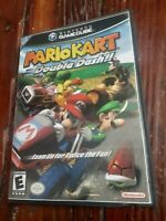 Mario Kart Double Dash Nintendo Gamecube Replacement Case