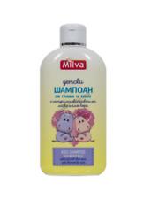 Milva Enfants Shampoing Avec Aloe Vera Et Camomille 200ml Tout Naturel Principe