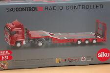 Siku control32 6721 MAN con rimorchio ribassato RC Modello 2,4 GHz NUOVO
