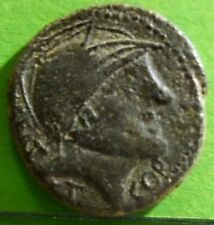 Very Rare, Onuba, As, Huelva, 6,4 Grs. 22,4 millimeters, Bronze.